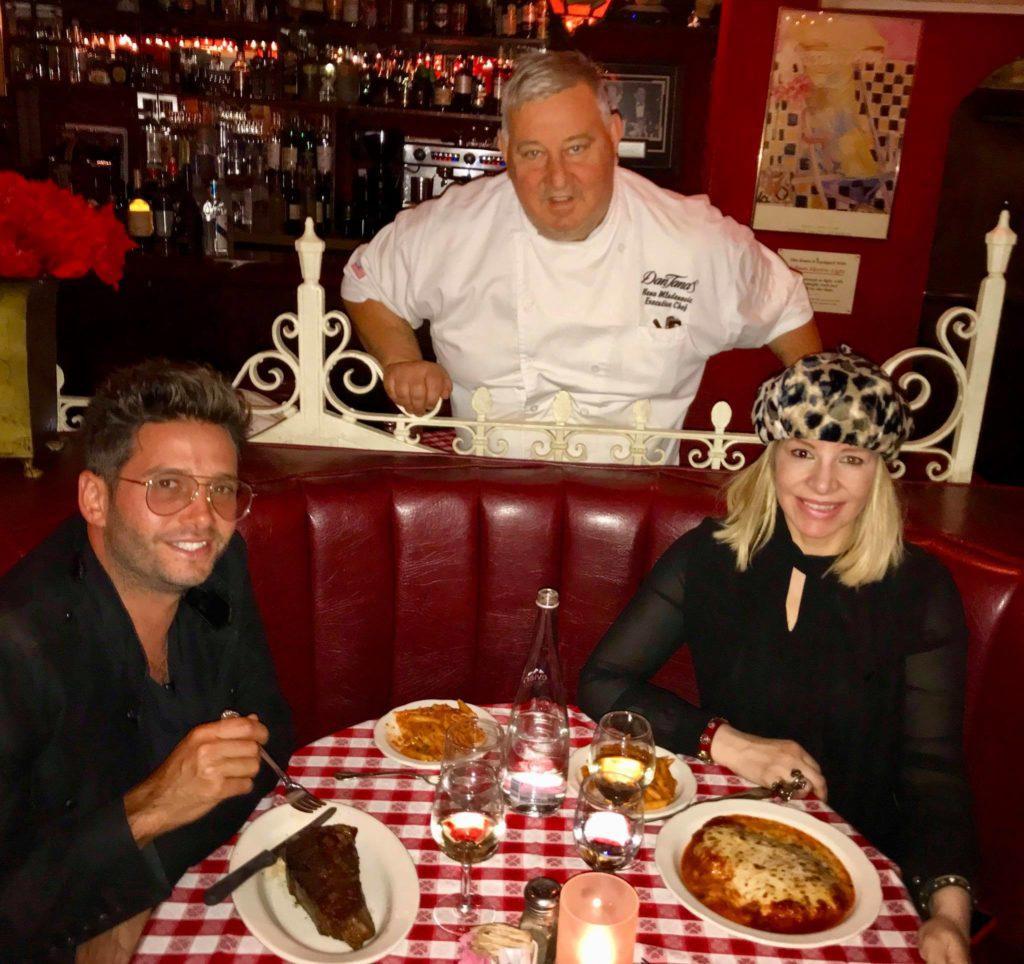 Josh Flagg and Alison Martino's: Classic L.A. Restaurants